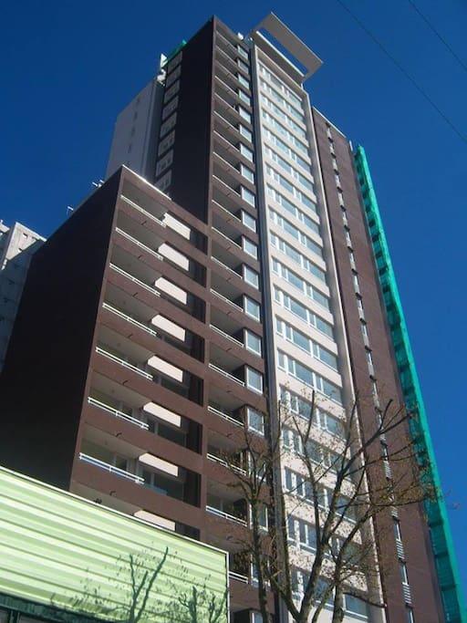 Concepcion depto central condominiums for rent in for Sala 7 concepcion