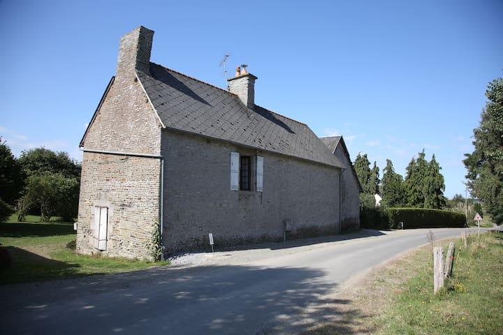 Entrée de la propriété