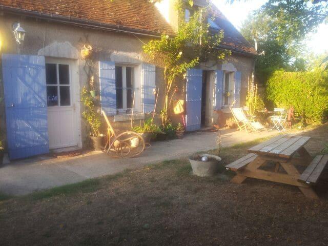Maison bucolique  proche Blois