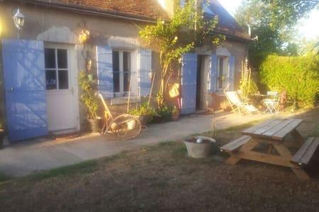 Maison bucolique  proche Blois - Gombergean - House