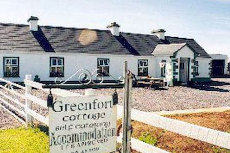 Greenfort Cottage - Templeboy