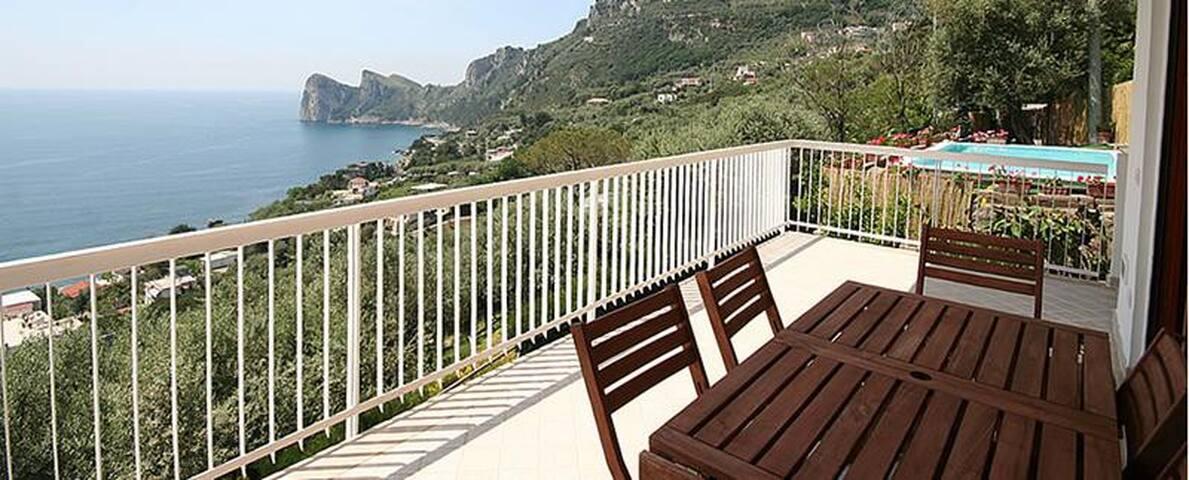 Villa Diamond - Marina del Cantone - Villa