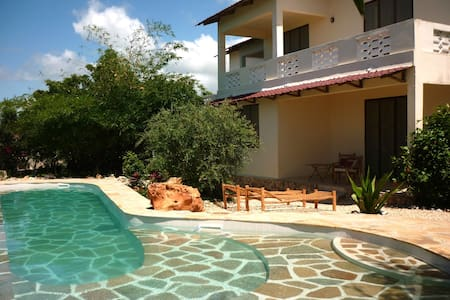 KAMILI VIEW casa MAMBO in Zanzibar - Kiwengwa / Kaskasini A - Hus