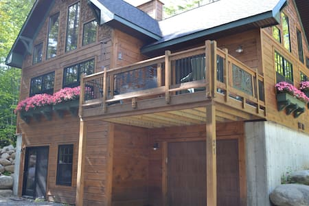 The Woodland Lane Guest Lodge - North Creek