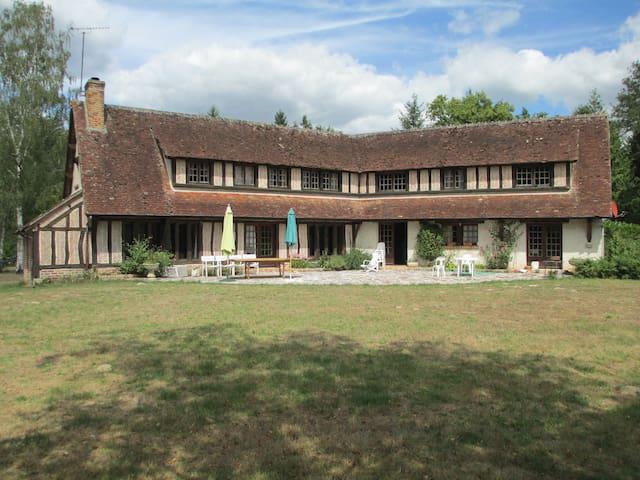 La Maison de Sarah - Saint-Viâtre - Huis