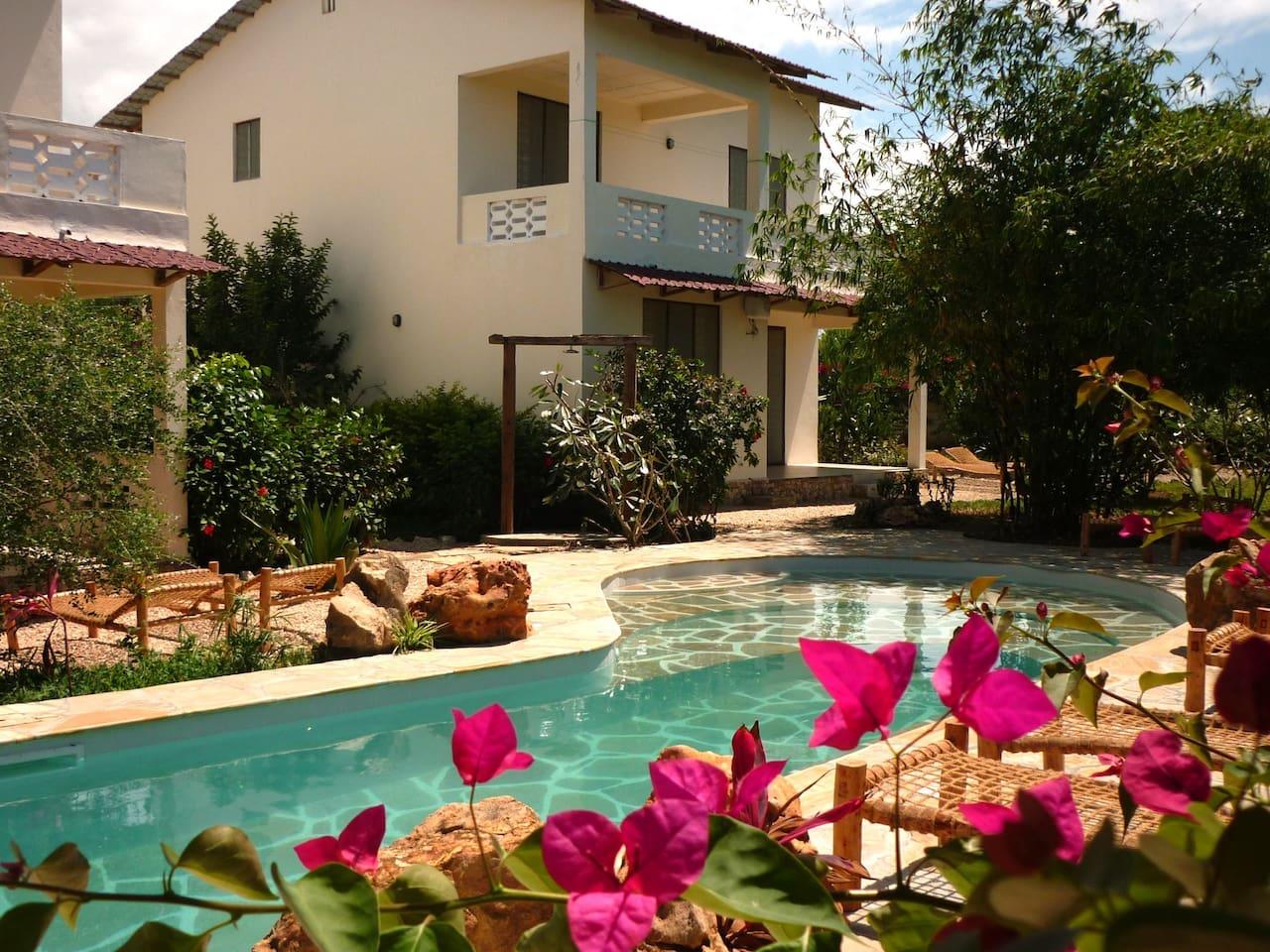 Casa Habari by the Pool
