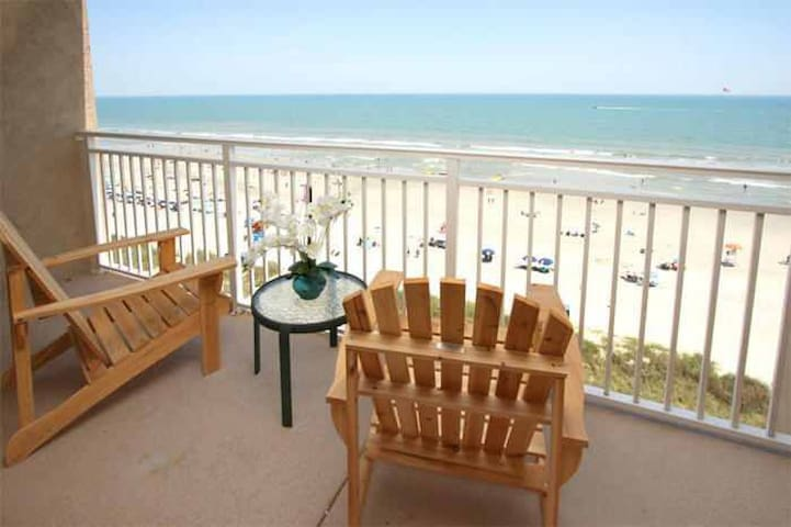 Affordable Oceanfront Condo! - North Myrtle Beach - Apartment