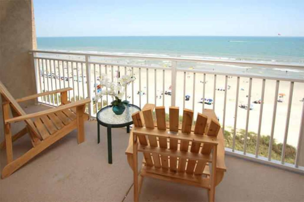 Affordable 2 Bed 2 Bath Ocean Front Condo Flats For Rent In North Myrtle Beach South