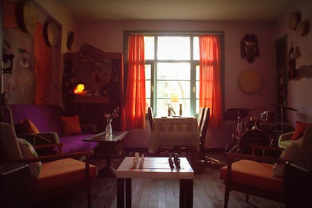 A BIG Room -1 minute from Taksim Square/Metro - Beyoğlu - Lejlighed