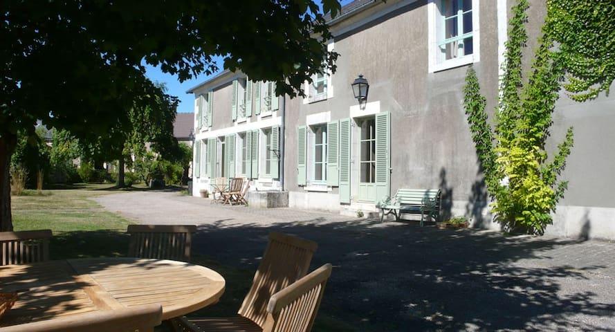 Belle maison spacieuse en Bourgogne - Taingy - House