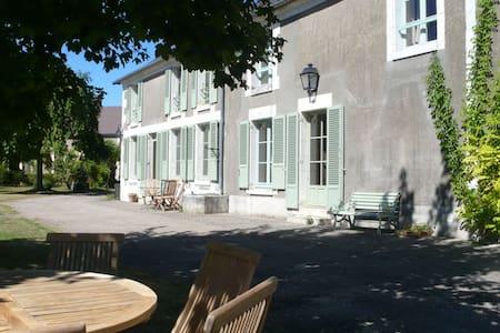 Belle maison spacieuse en Bourgogne - Taingy - Ház