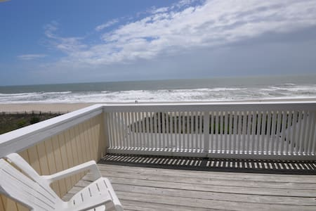 Gorgeous Ocean Front Beach House - Wrightsville Beach