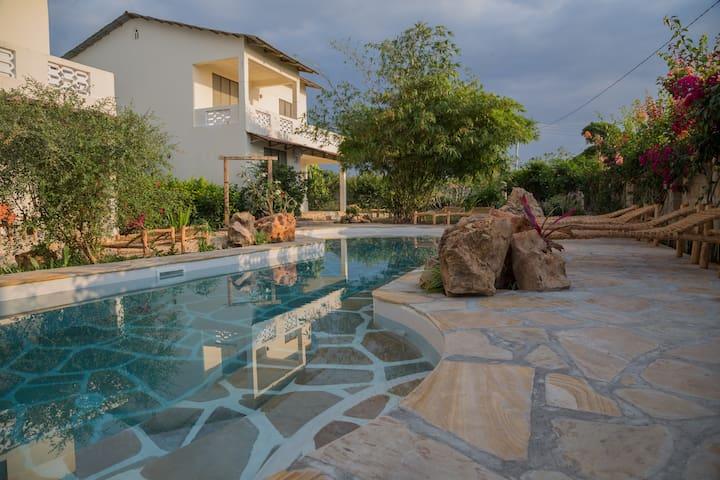 KAMILI VIEW casa CHEI in Zanzibar