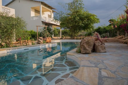 KAMILI VIEW casa CHEI in Zanzibar - Kiwengwa - 別墅
