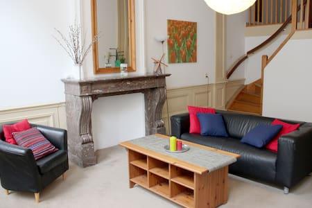 Charming Apartment in Center R - Leiden