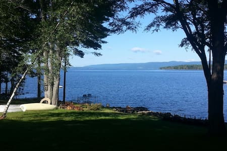 Fabulous Sacandaga lakefront Home! - Edinburg