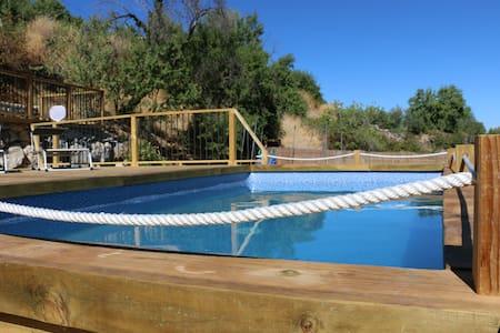 Rustic Watermill - La Chiquita - Gor - Leilighet