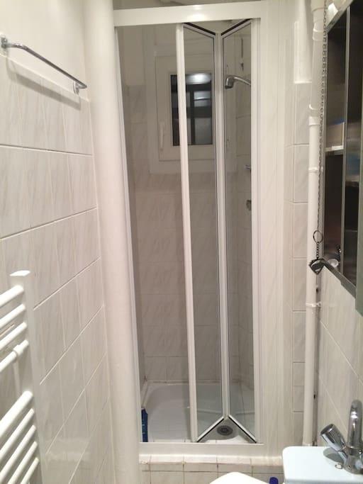 Douche/Shower