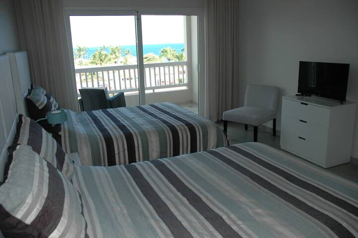 Wake up to a beautiful ocean view