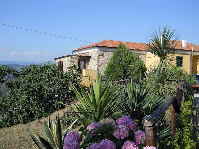 Antico Casale immerso nella natura - Laureana Cilento - Casa