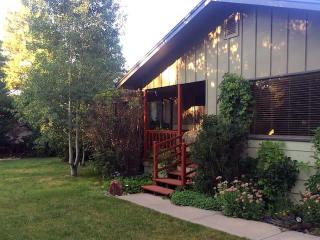 Home - Close to Town, Hiking/Biking - Flagstaff - House