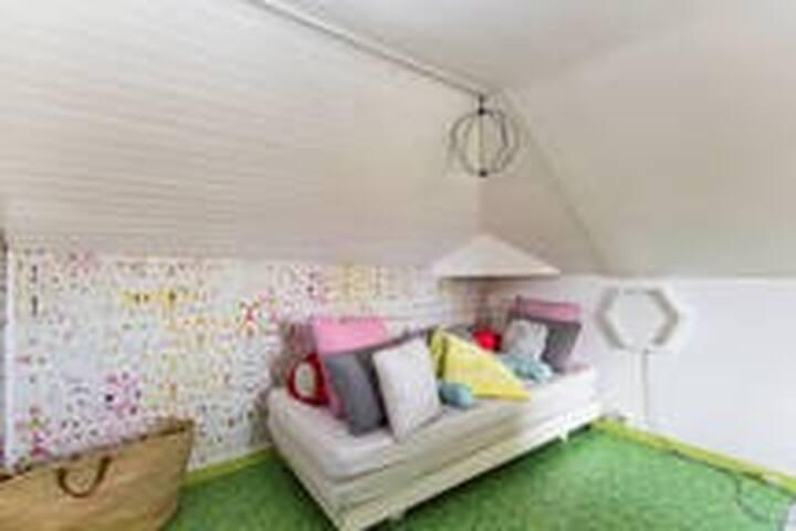 la régence chambre, salle de bain - Seyssinet-Pariset - Casa