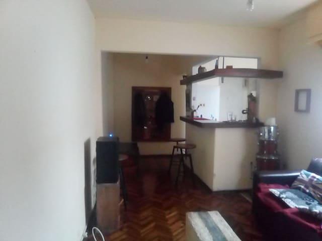 Hermoso apartamento frente al Parque Rodó. Uruguay
