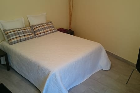 Warm and cozy room in Andorra - Andorra la Vella - Lejlighed