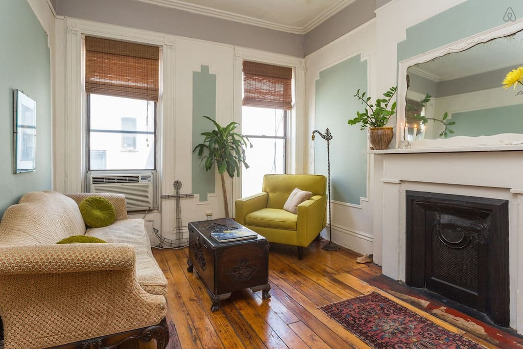 Cozy and spacious - rare for NYC!