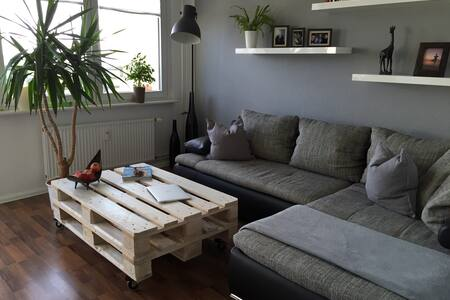 Comfortable and well located Flat - Berlín