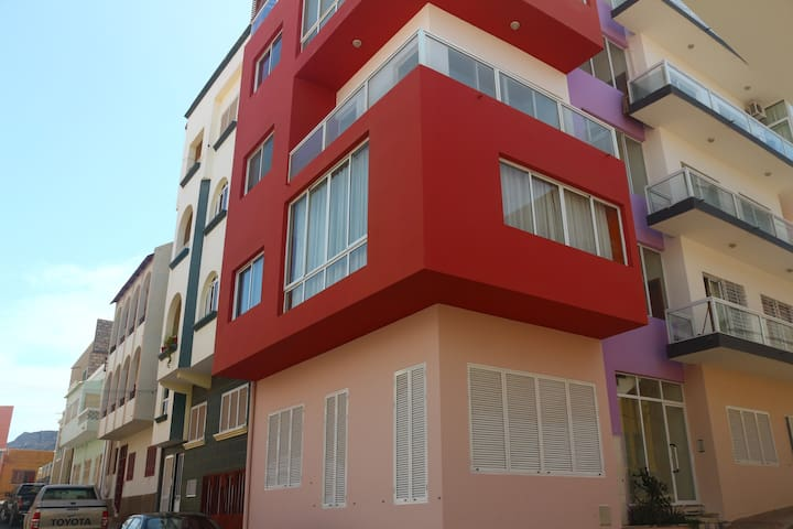New Apartment in center of Mindelo