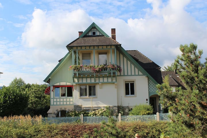 Schwarzwaldvilla von 1890 - 겡언바흐 - 별장/타운하우스