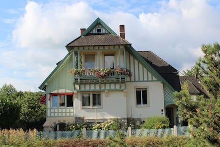 Schwarzwaldvilla von 1890  - ゲンゲンバッハ