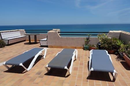 Beach Front Penthouse La Manga - La Manga