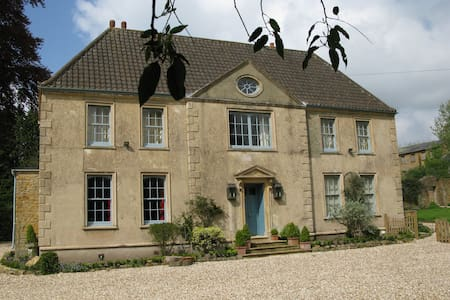 Cary Place,4,Upper High Castle Cary - Castle Cary - Bed & Breakfast