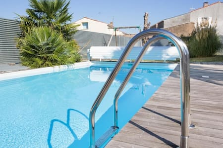 Homelidays+ heated pool La Rochelle - Saint-Jean-de-Liversay