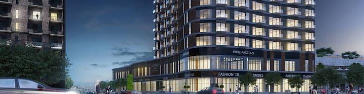 Luxury Apartment  @ Metrolofts