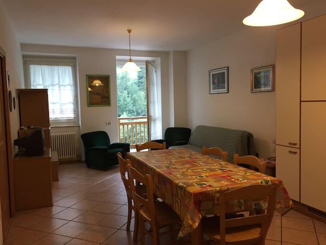 Appartamento 4/6 persone Cogolo - Cogolo - Apartment