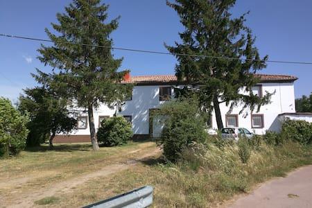 CT15A habitacion cuadruple baño compartido - Grañón - Rumah