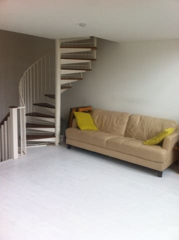 Rooms in Central London Townhouse - London - Haus