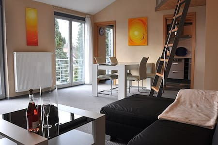 Ferienwohnung direkt am Bodensee - Oberuhldingen - Lejlighed