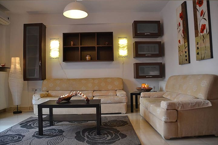 Fully equiped apartment Olympic Beach - KATERINI - Olimpiaki Akti - Apartment