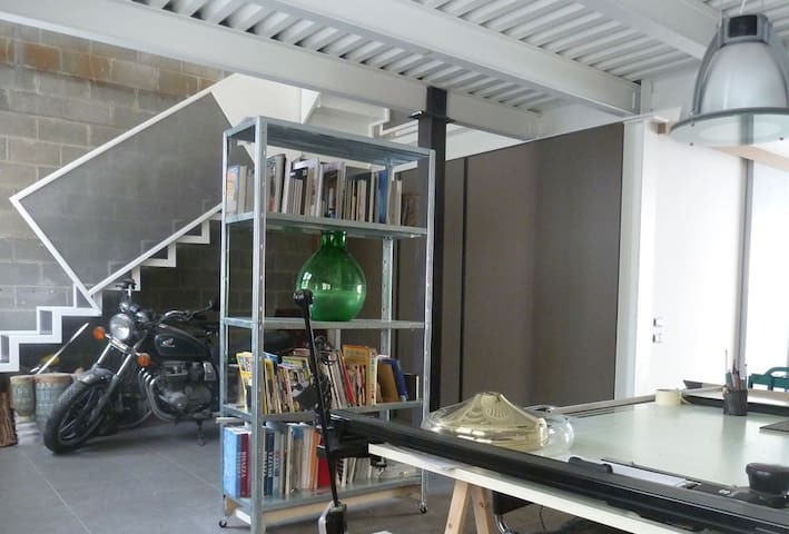 amazin LOFT MM Sesto Marelli WIFI - Sesto San Giovanni - Loft