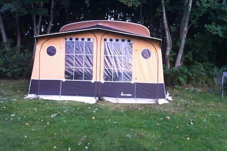 Vintage caravan - Kibæk