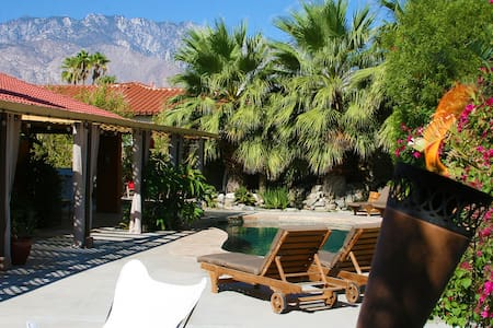 Tiki Island Retreat - Palm Springs - Ház