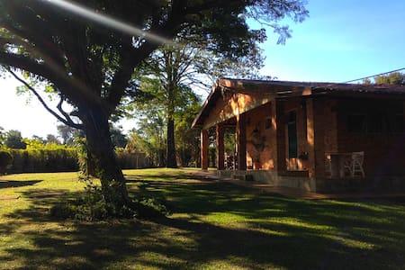 Lazer e descanso a 80km de S.Paulo