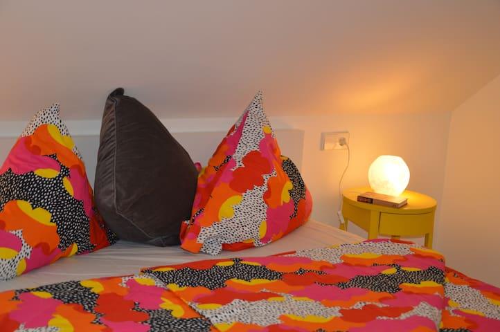 Kapps Haus Ferienwohnung Ins Gelbe - Langenargen - Appartamento