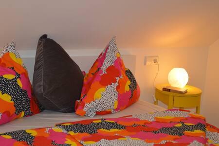 Kapps Haus Ferienwohnung Ins Gelbe - Langenargen