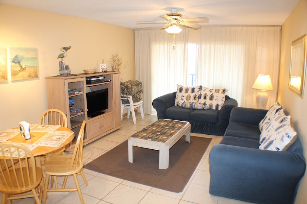 Pelican Inlet B214 2 Bedroom Condo Apartments For Rent In Saint Augustine Florida United States