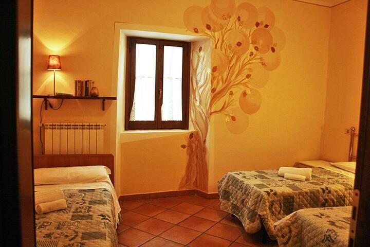 Locanda delle Ginestre - Genazzano - Genazzano - Bed & Breakfast